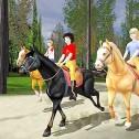 Die Pferdebande – Weiße Stute in Gefahr