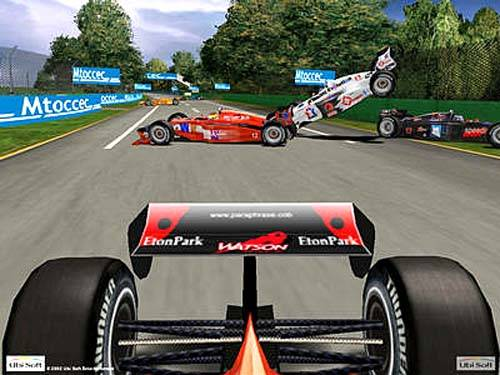RS3 Racing Simulation 3
