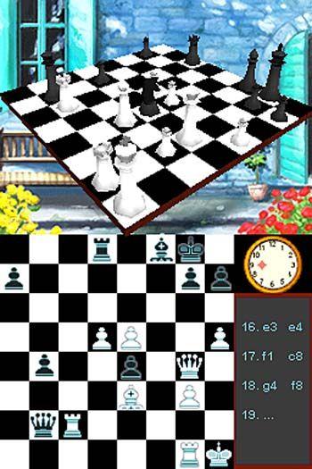 Schach Browsergame