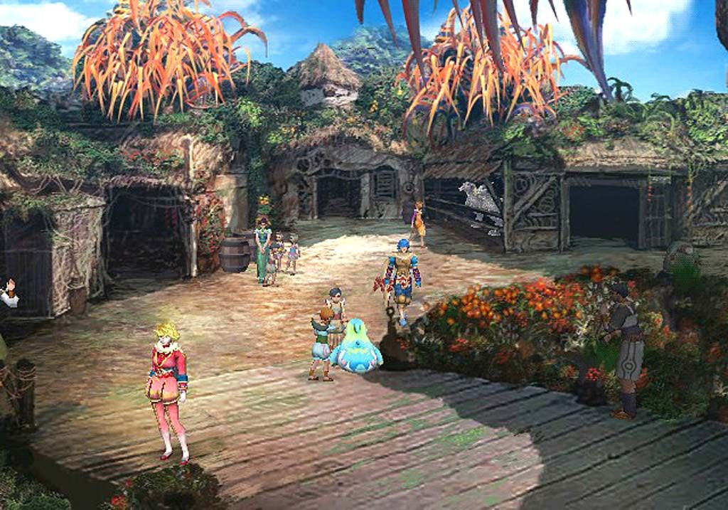 Baten Kaitos: Eternal Wings and the Lost Ocean 100% ...