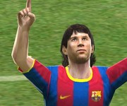 Pro Evolution Soccer 2011 3D5