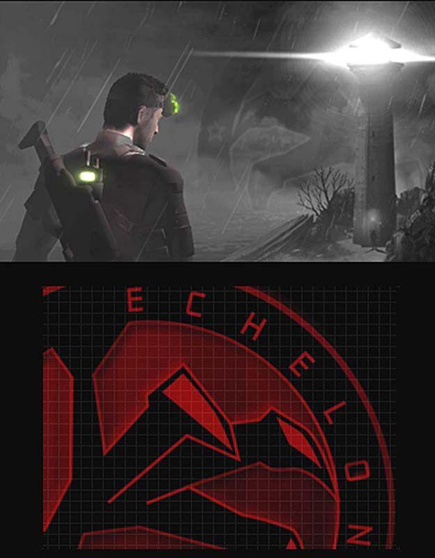 Tom Clancy 180 S Splinter Cell 3d Games Guide