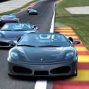 Bigben enthüllt Ferrari-Fuhrpark