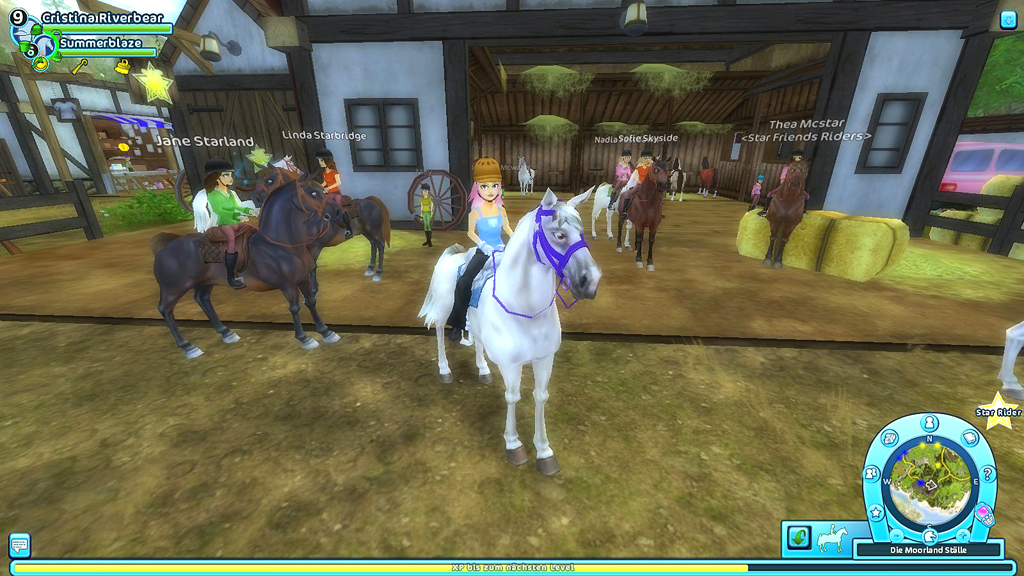 star stable computer game