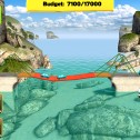 Bridge Constructor heute kostenlose Android-App