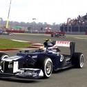 F1 mit der Demo probefahren