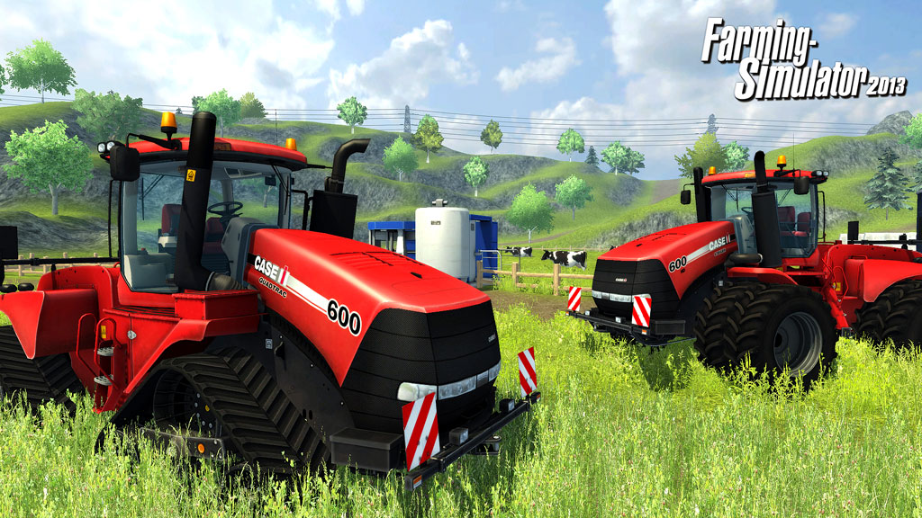 Landwirtschafts-Simulator 2013 › Games-Guide