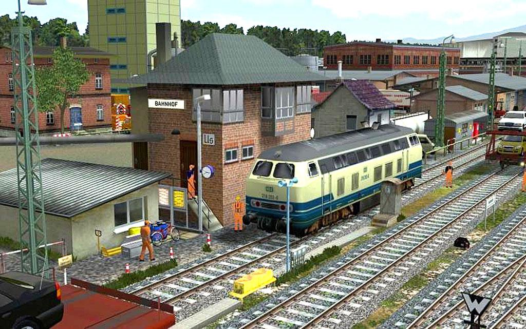 Eisen Bahn Spiele