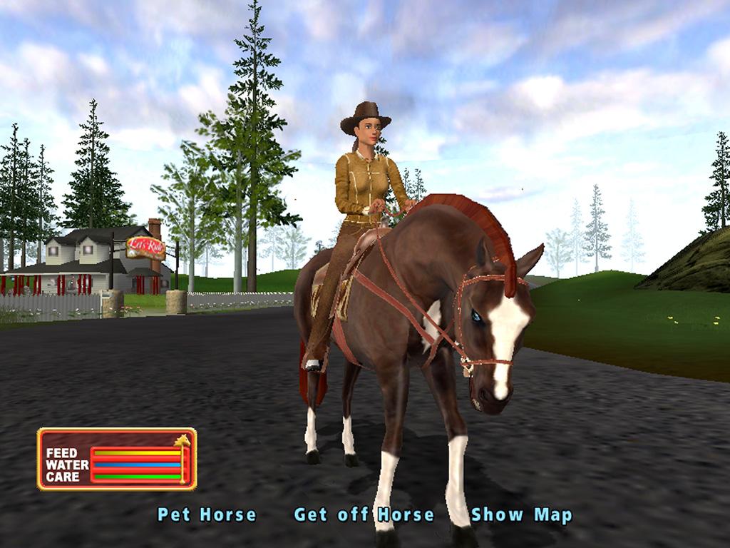 Pferdespile