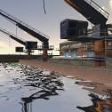 Frachtschiff Simulator