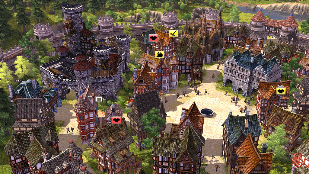 Siedler 6 Gebäude Drehen