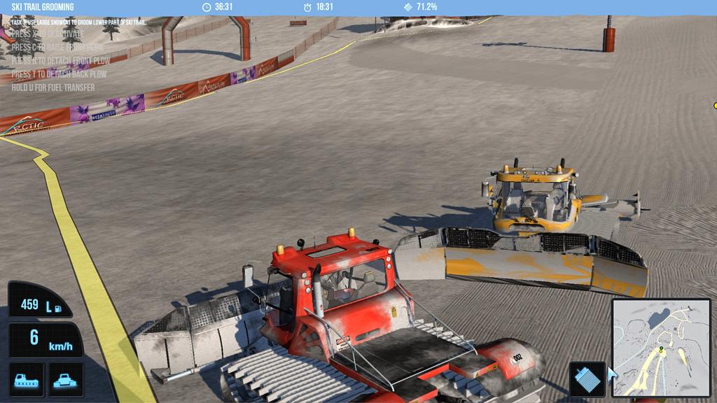 Buy Snowcat Simulator