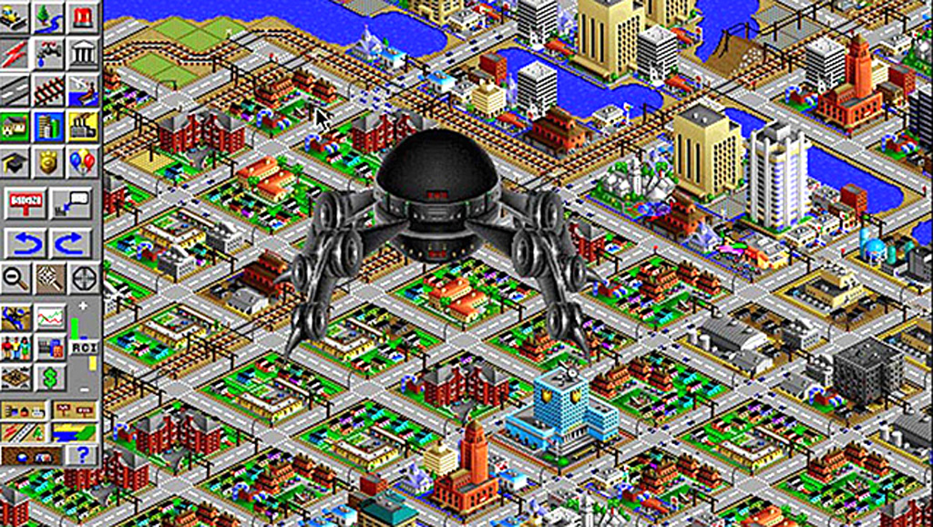 Simcity Browsergame