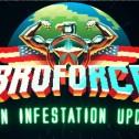 Broforce wurde Alien-Update spendiert
