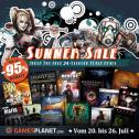 95% Rabatt bei Gamesplanet
