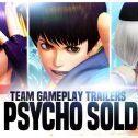 Team Psycho Soldier vorgestellt