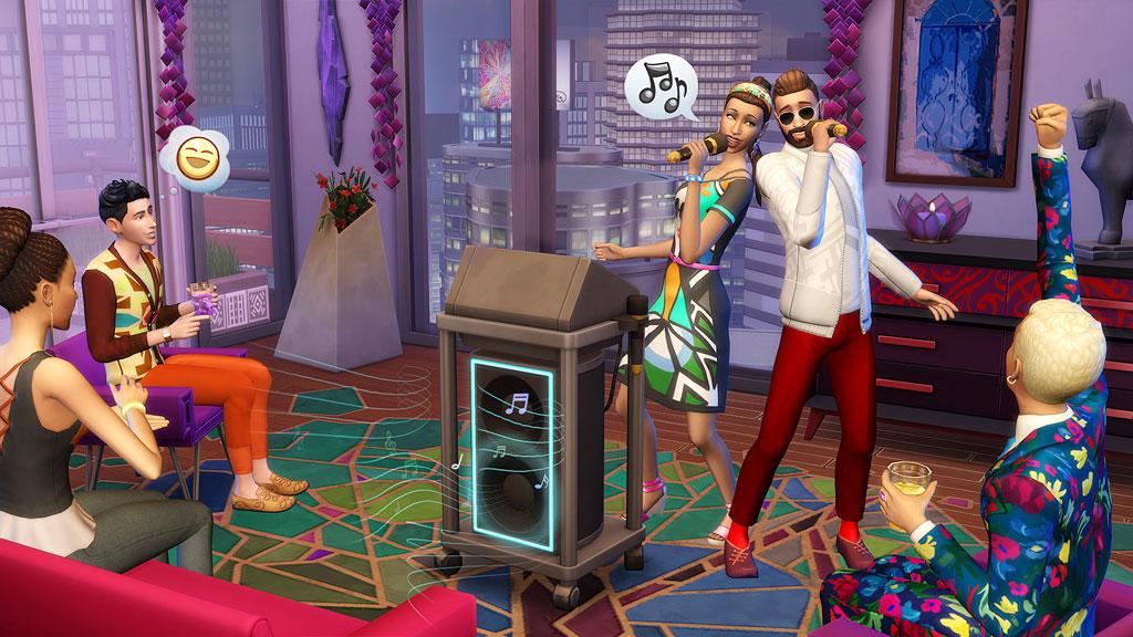 Sims 3 Dating-Spiele Herausforderung