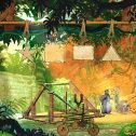 Grundschule 1. Klasse mit Disneys Das Dschungelbuch