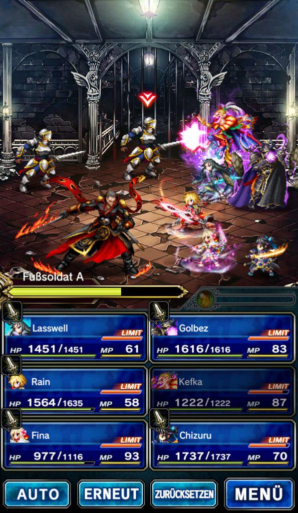 Final Fantasy Brave Exvius Games Guide