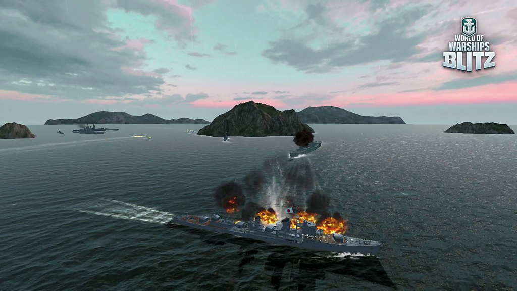 World of Warships Blitz › Games-Guide