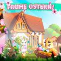 upjers – Bunte Eier und viele Aktionen in den Games