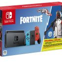 Nintendo schnürt Bundle für Fortnite