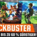 Nintendo spendiert Oster-Schnäppchen