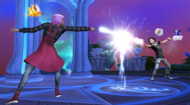 Die Sims 4 – Reich der Magie