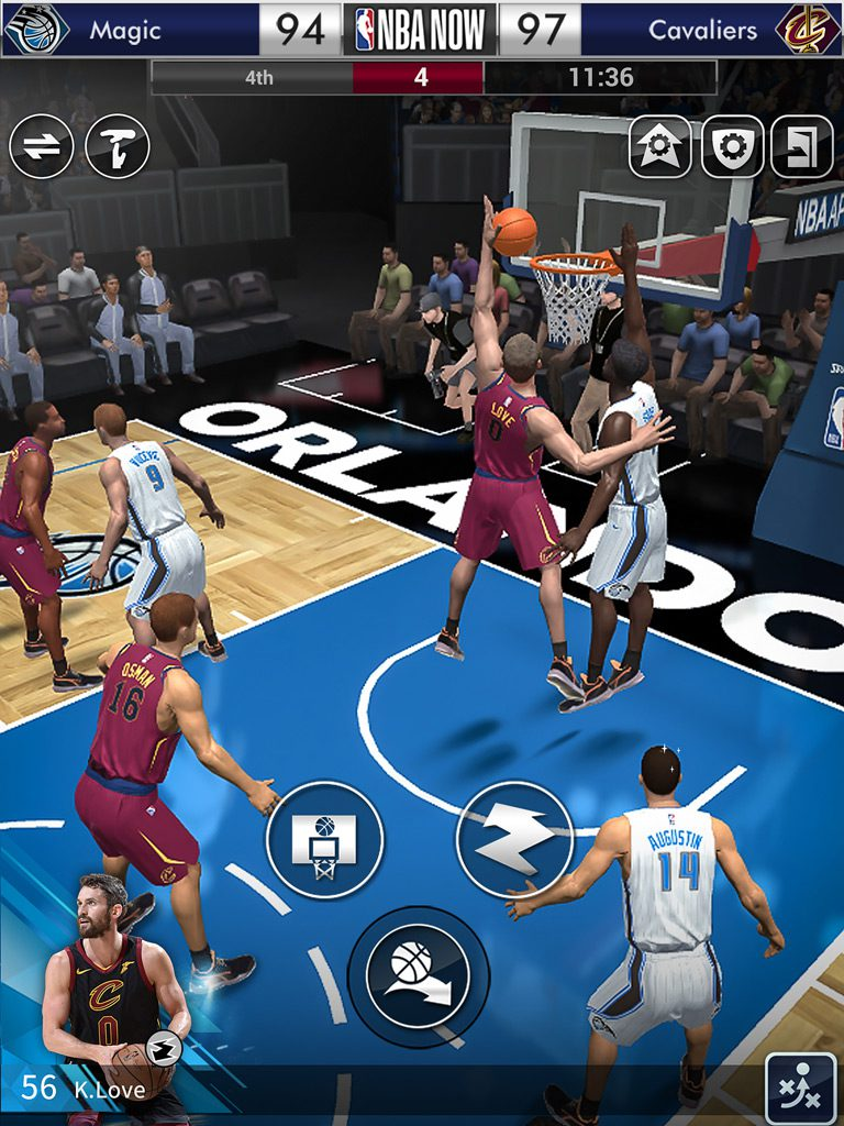 what nba games play today