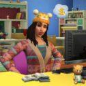 Die Sims 4: Schick mit Strick