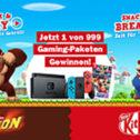 Super Mario & Co. zeigen sich von ihrer Schokoladenseite