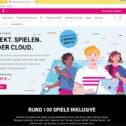 Telekom startet eigene Online Gaming Plattform