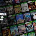 Spiele tausende Games aus vier Xbox-Generationen